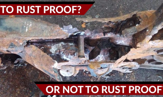 To RUST PROOF or not RUST PROOF… that is the question
